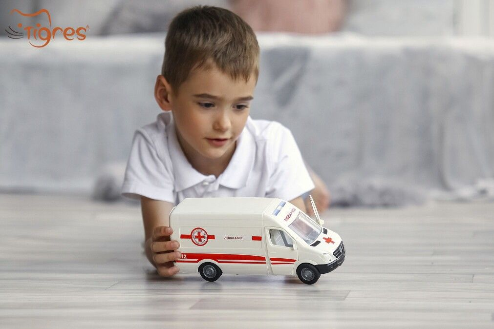 Photo - Mercedes-Benz Sprinter by TM Tigres - a global brand in the children's auto park