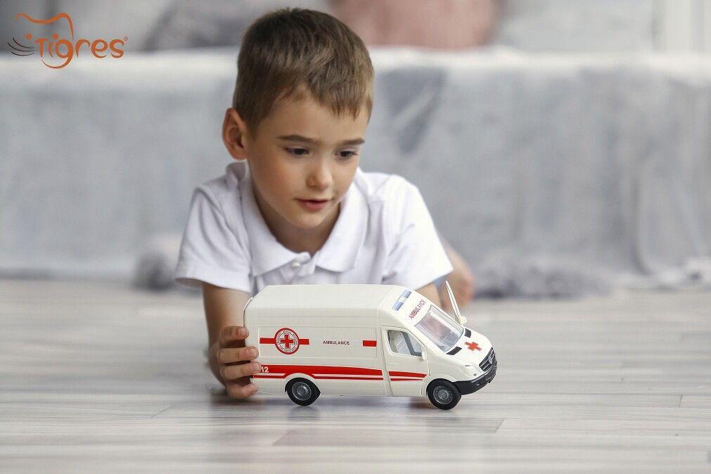 Фото - Mercedes-Benz Sprinter by ТМ Tigres - мировой бренд в детском автопарка!