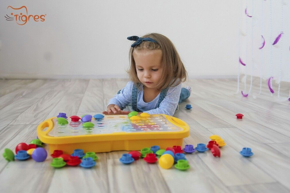 Фото - Играйте и развивайтесь или игрушки от 0 до 5