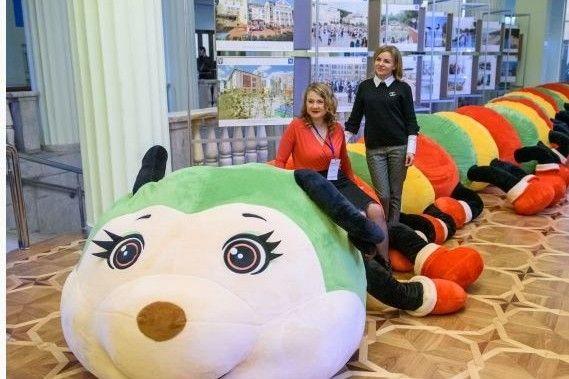 Фото - Компанія Тигрес пошила гігантську іграшку!