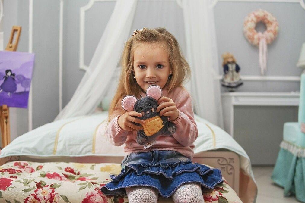 Фото - «Кращий друг» - колекція розвиваючих іграшок-антистресів для найменших