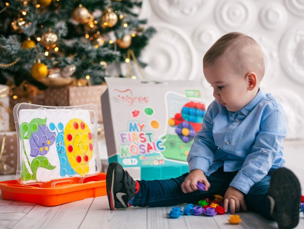 Photo - TOP 5 educational toys 2018