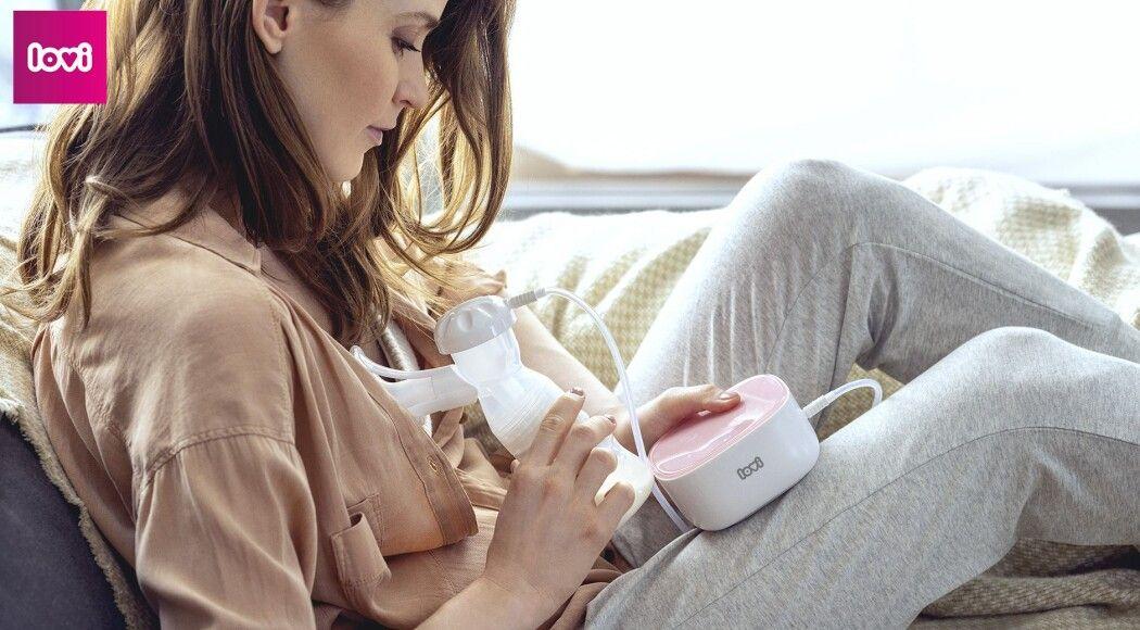 Фото - Молокоотсос - аксессуар, который поможет сохранить грудное вскармливание