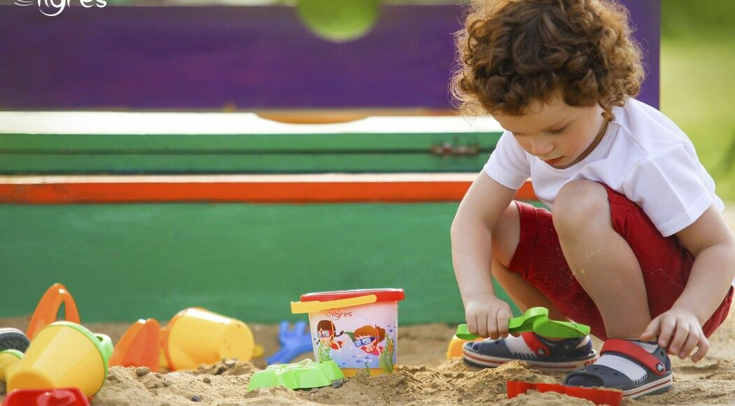 Фото - Пісочні набори – найпопулярніші літні іграшки