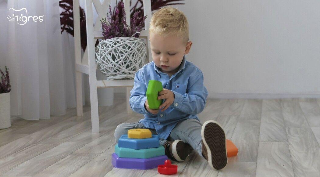 Фото - Ігри з однорічною дитиною