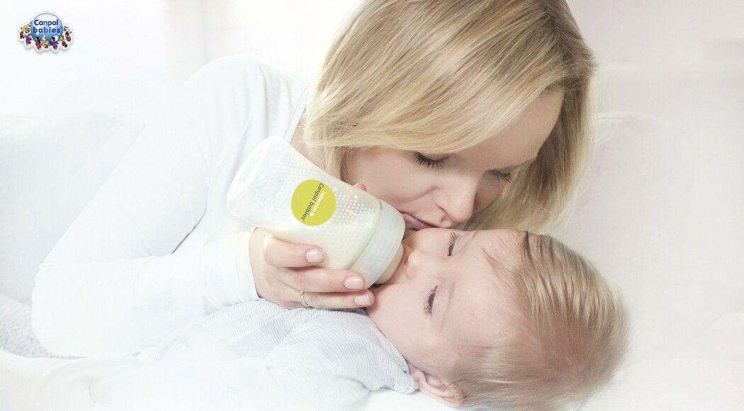 Фото - Haberman від Canpol Babies – унікальна антиколікова пляшечка
