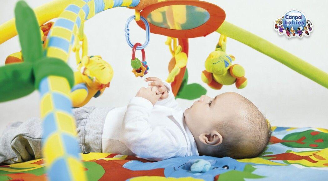 Фото - Музична карусель: перша  іграшка новонародженого