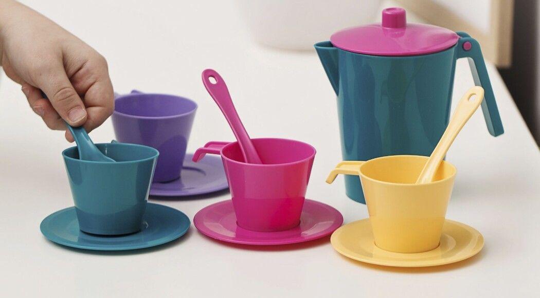Фото - Іграшковий посуд «Релакс» – час збиратися на пікнік!