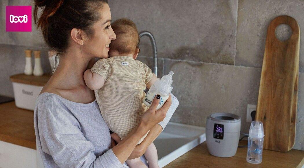 Фото - Підігрівачі для дитячого харчування – сучасні гаджети, які полегшують мамам життя