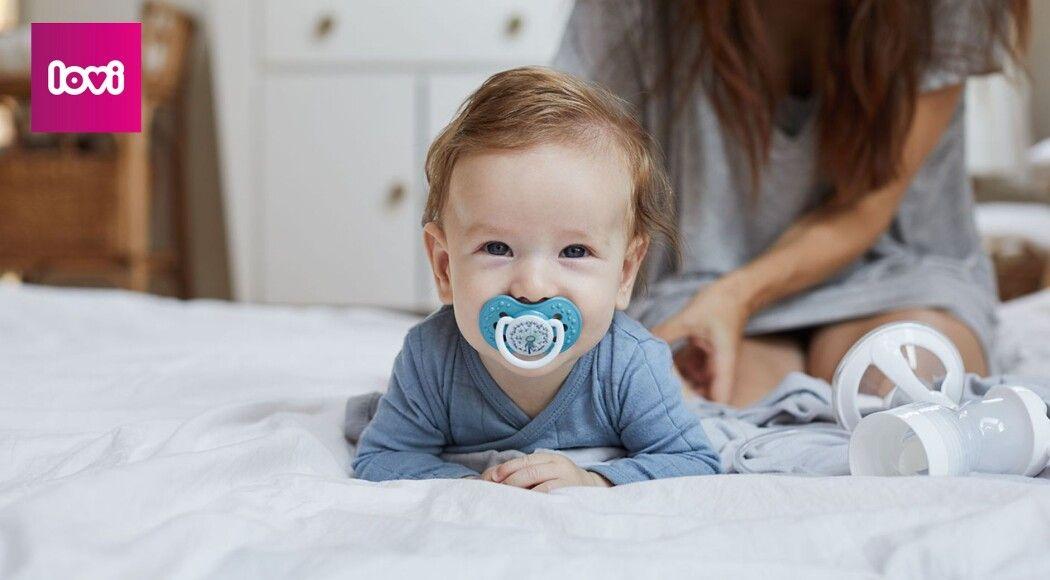 Фото -   Дбайте про здоров'я малюка - змінюйте пустушку кожні два місяці