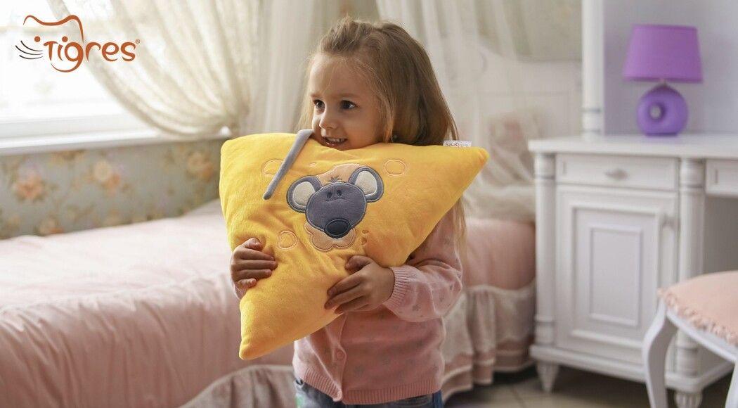 Фото - Іграшки – подушки ТМ Tigres для гри та позитиву у кожну родину