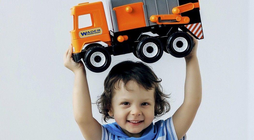 Фото - Машинки для малюків обирайте на tigres.ua!