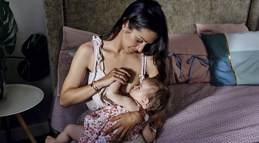 Фото -  Накладки на сосок – безболісне грудне вигодовування з перших днів