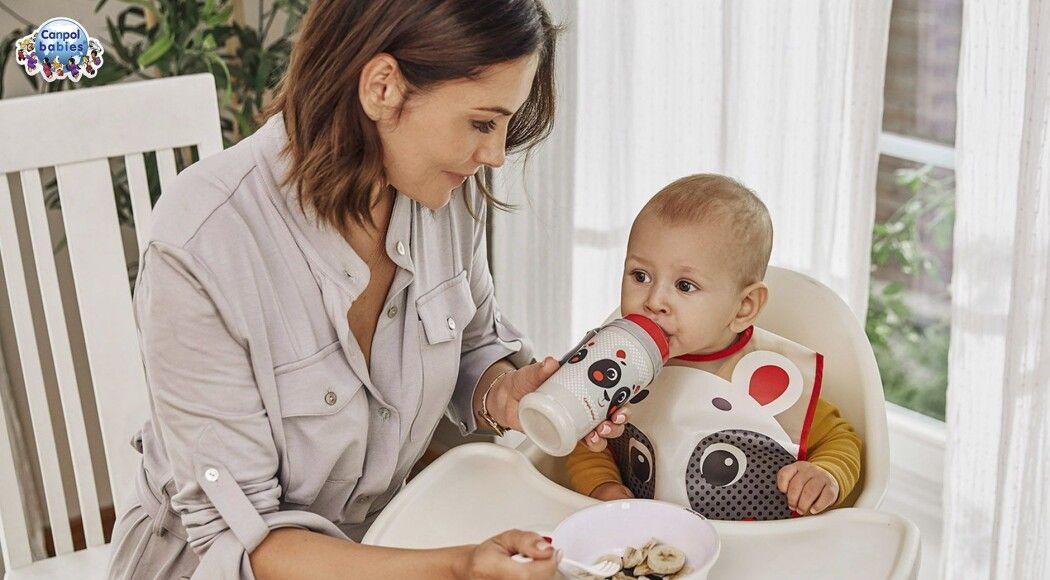 Фото - Вчимося пити самостійно разом з Canpol babies