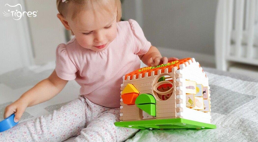 """Фото - """"Розумний будиночок""""  – інтелектуальний майданчик для малюка"""