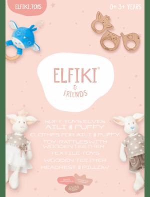 Photo - Catalogue ELFIKI & FRIENDS 2021