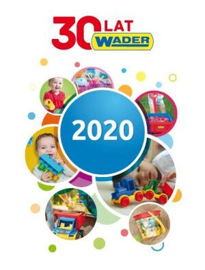 Фото - Каталог пластмасової іграшки ТМ Wader 2020