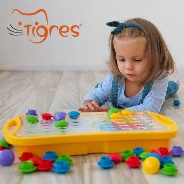 Фото Tigres пластмассовая игрушка №0
