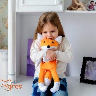 Фото Tigres мягконабивная игрушка №1