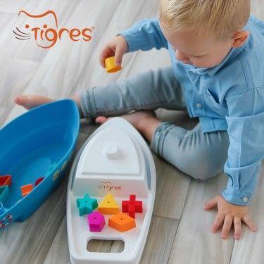 Фото Tigres пластмассовая игрушка №3