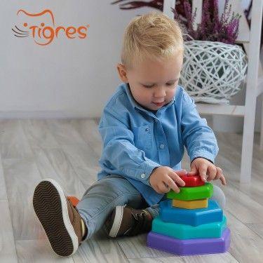 Фото Tigres пластмассовая игрушка №2