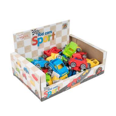 "Дисплей ""Kid cars Sport"" 43 шт."