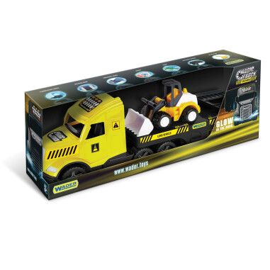"""Magic Truck Technic"" з бульдозером"