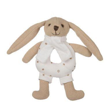 Canpol babies Іграшка-брязкальце м'яка Кролик