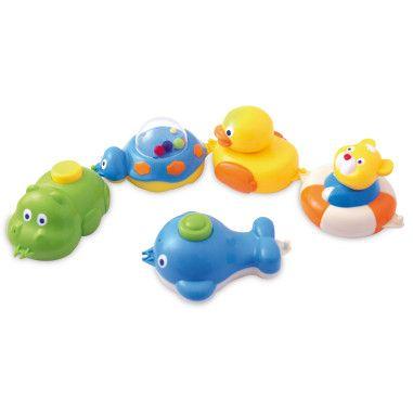 Iграшки для купання