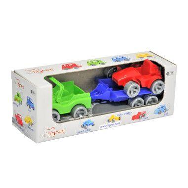 "Набор авто ""Kid cars Sport"" 3 эл. (джип + багги)"