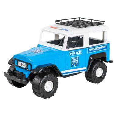 Джип поліцейський