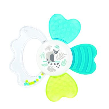 Canpol babies Брязкальце-зубогризка з водою Звірята