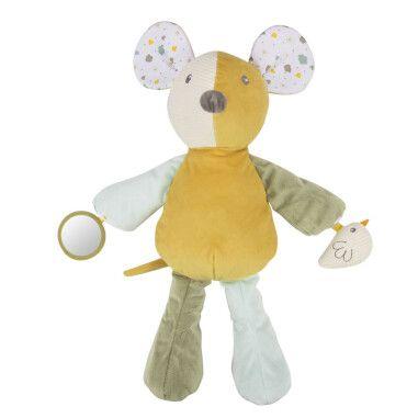 Canpol babies Іграшка плюшева з пищалкою Mouse
