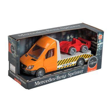 "Автомобіль ""Mercedes-Benz Sprinter"" евакуатор, Tigres"