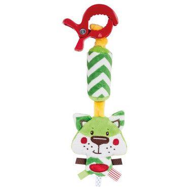 """Іграшка плюшева з дзвіночком """"Лісові друзі"""""""