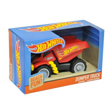 Самосвал Hot Wheels в коробке