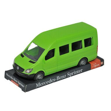 "Автомобіль ""Mercedes-Benz Sprinter"" пасажирський (зелений) на планшетці, Tigres"