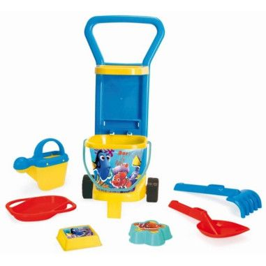 Візок з набором для піску - У пошуках Дорі Disney