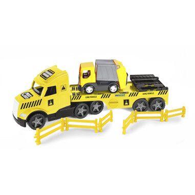 """Magic Truck Technic"" з сміттєвозом"