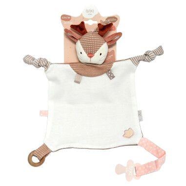 Іграшка - текстильна  косуля Рубі, ELFIKI