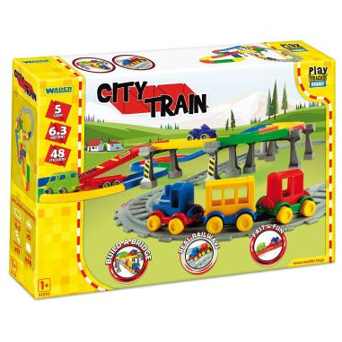 Play Tracks містечко 6,3 м