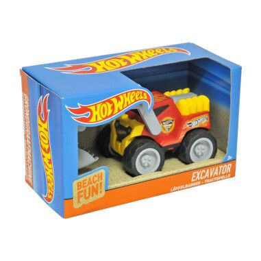 Экскаватор Hot Wheels в коробке