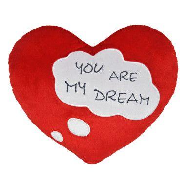 """Подушка-валентинка """"Ти моя мрія"""", Tigres"""