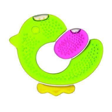 Canpol babies Іграшка-прорізувач з водою Курчатко