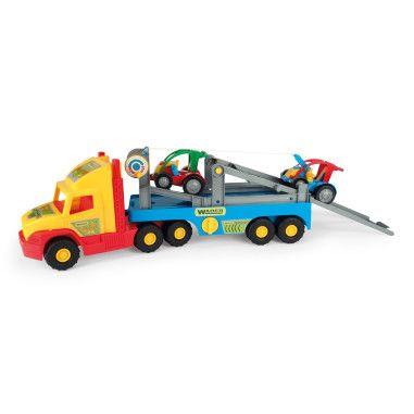 """""""Super Truck"""" з легк. авто"""