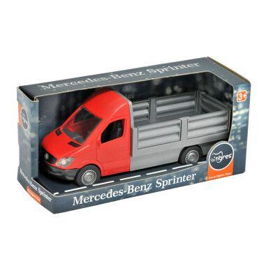 """Автомобіль """"Mercedes-Benz Sprinter"""" бортовий (червоний), Tigres"""
