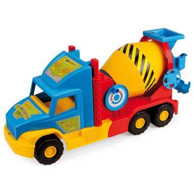 """""""Super Truck"""" бетонозмішувач малий"""