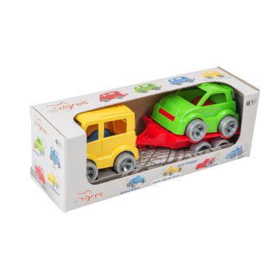 """Набір авто """"Kid cars Sport"""" 3 ел. (автобус + гольф)"""
