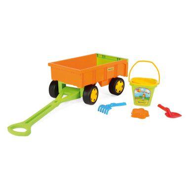Іграшка візок з н-ром для піску