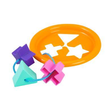 """Развивающая игрушка """"Логическое кольцо"""" 5 элементов"""